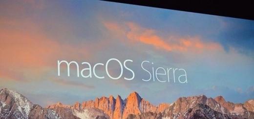 Apple объявила название новой ОС для Mac