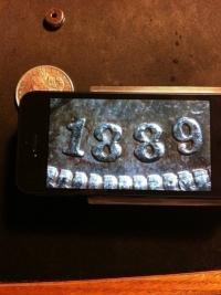 Превращаем iPhone в микроскоп с помощью линзы из лазерной указки: