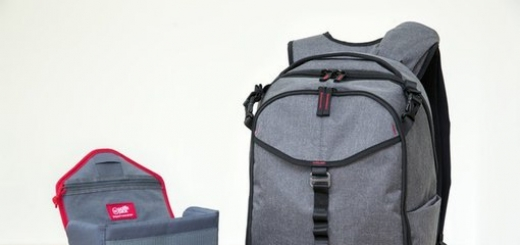 Рюкзак, который не нужно снимать, чтобы что-то достать