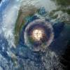 Учёные пробурят скважину в месте падения астероида, уничтожившего динозавров.