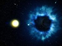 Американский физик-теоретик Никодем Поплавски из Университета Индианы является отцом теоретической модели, в которой наша Вселенная находится внутри гигантской черной дыры, расположенной в супер-пра-Вселенной. Эту идею он презентовал еще год назад, а теперь значительно расширил.
