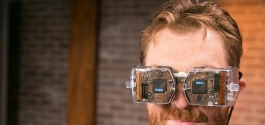 Видеоочки нового поколения Virtual Retinal Display
