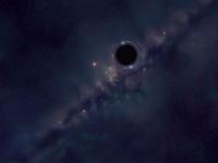 Физики предполагают, что наша Вселенная существует внутри черной дыры