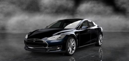 Элон Маск видит будущее за электрокарами