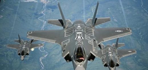 Американские ВВС: самолёт F-35 готов (спустя 15 лет).