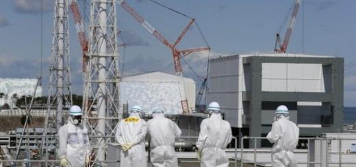 США и Франция помогут Японии справиться с АЭС «Фукусима»