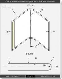 Samsung тайно представил складной 5,68-дюймовый AMOLED-дисплей