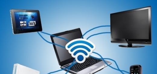 Как из ноутбука сделать точку доступа WI-FI (Инструкция для ноутов с ОС Windows XP)