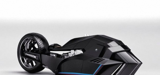 Создан концепт самого быстрого мотоцикла