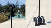 Робот на колесах для 360-градусной съемки