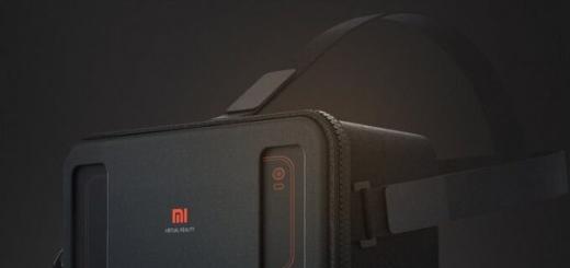 Mi VR — гарнитура виртуальной реальности от Xiaomi