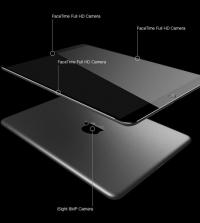 Роскошный концепт iPad Pro