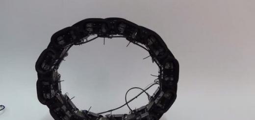 Учёные не сдаются в своих попытках изобрести колесо заново