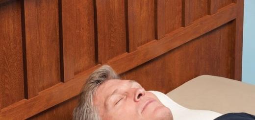 «Умная» подушка от храпа Snore Activated Nudging Pillow