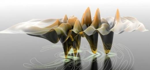 Ученые создали и обнаружили экзотические квазичастицы, ротоны, в супержидкости из атомов цезия-133