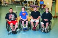 Новая надежда для инвалидов-спинальников