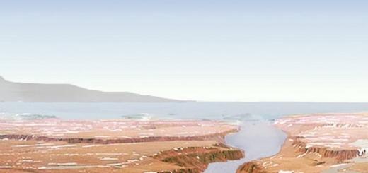 Вода на Марсе: новые предположения