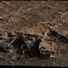 Ровер Curiosity «замечает» минеральные жилы на Марсе