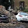 Щит от землетрясений