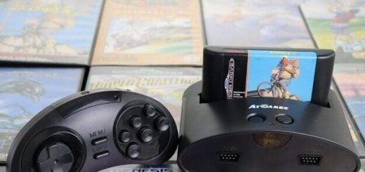 Затяжной приступ ностальгии — Sega выпускает две версии своей консоли Mega Drive
