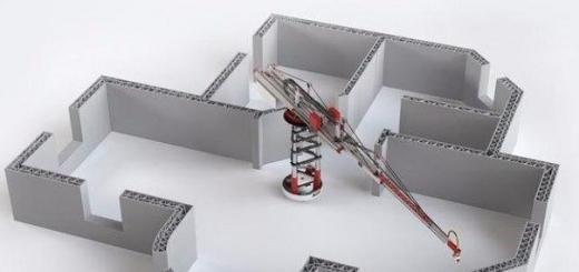 Российский инженер из Иркутской области разработал уникальную модель 3D принтера для печати зданий.