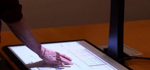 Гаджет PaperLight превратит любой компьютер в планшет