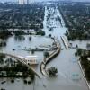 Катастрофические наводнения, подобные тому, что затопило юг Британии в начале 2014 года, скорее всего повторятся из-за изменений климата, вызванных выбросами парниковых газов. Компьютерное моделирование, представленное учёными на ежегодном съезде Европейского союза наук о Земле в Вене, показало: рис