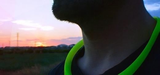 Necksound – самые удобные «наушники», которые оставляют уши свободными