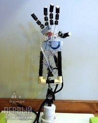 15-летний подросток создал робота-руку, управляемую силой мысли