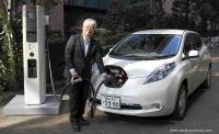 Количество зарядных станций для электрических автомобилей в Японии превысили число АЗС