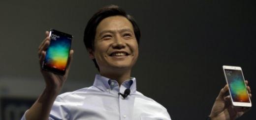 Глава Xiaomi объяснил, почему они не делают смарфоны с защитой от воды