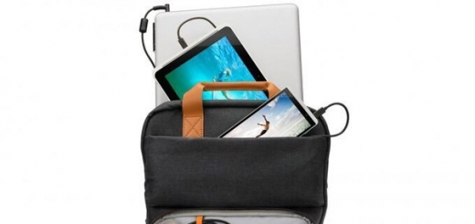 HP Powerup Backpack — рюкзак с аккумулятором на 22 400 мАч