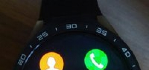 Смарт-часы Actwell AW88 с 3G оснастят AMOLED-дисплеем