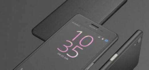 В Sony Xperia X из 32 ГБ памяти пользователю будет доступно только 20 ГБ
