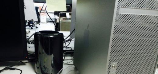 Новый Mac Pro потребляет на 68% меньше энергии, чем предыдущее поколение