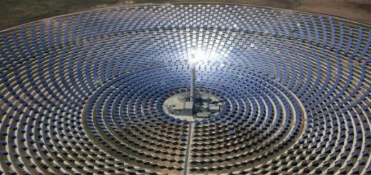 В Дубае построят завод концентрированной солнечной энергии на 1000 МВт