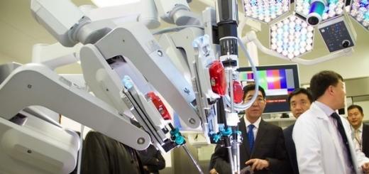 Создан робот, оперирующий в 5 раз быстрее человеческих рук