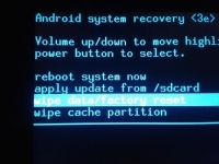 Что делать если забыл ключ блокировки либо твой андроид уходит в вечную загрузку.