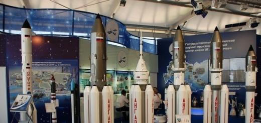 Начались комплексные испытания ракеты Ангара-А5