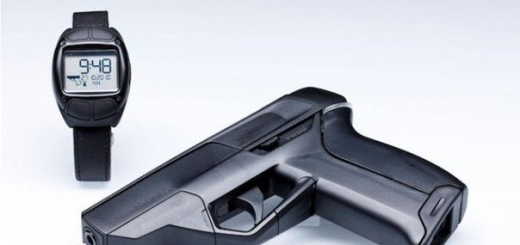 Пистолет, который не выстрелит без наручных часов