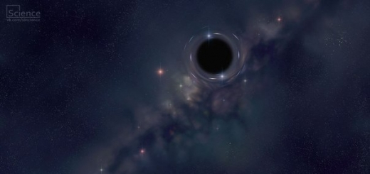 Физики предполагают, что наша Вселенная существует внутри черной дыры (Re.)