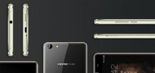 Смартфон Morefine MAX1: стекло с двух сторон, поддержка LTE и цена $100