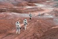 Американцы осенью испытают двигатели для полета на Марс