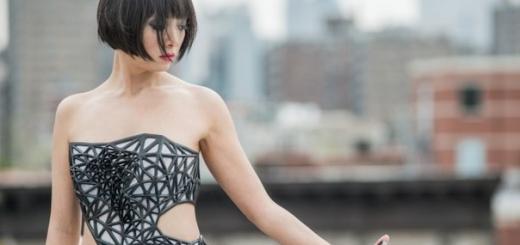 Создана одежда, которая обнажает тело по мере активности в соцсетях