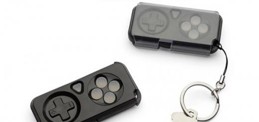 Самый компактный игровой контроллер для смартфонов