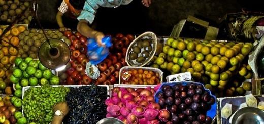 Ученые выявили глобальный дефицит потребления фруктов и овощей