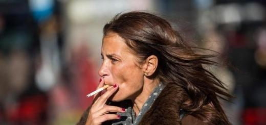 Ученые: почти 10 процентов больных раком продолжают курить после диагноза