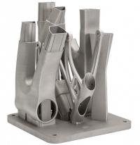 Титановую велосипедную раму впервые удалось получить методом 3D-печати