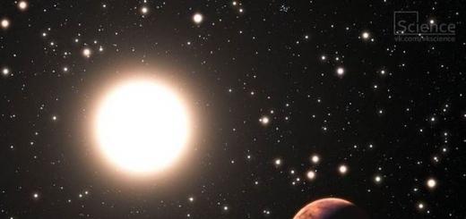 Впервые найдена планета у двойника Солнца в открытом скоплении