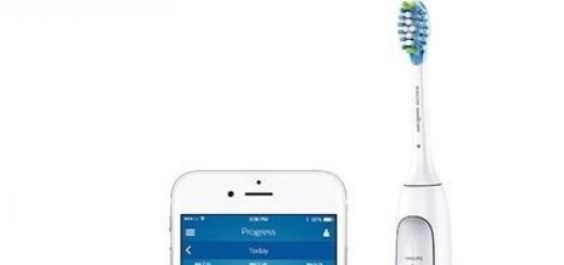 Philips представила «умную» зубную щётку с датчиками слежения за полостью рта